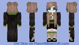 𝓢𝓵𝔂𝓽𝓱𝓮𝓻𝓲𝓷 𝓟𝓻𝓲𝓷𝓬𝓮𝓼𝓼 Minecraft Skin