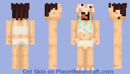 IDIOT(5) Minecraft Skin