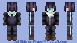~ Yato ~ | Noragami Minecraft Skin
