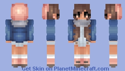 This was a pain. Minecraft Skin