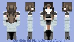 hottie Minecraft Skin