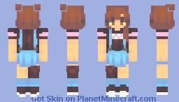 hope vs despair Minecraft Skin