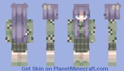 missing Minecraft Skin