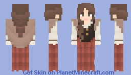 ᠃ ⚘ Celtic Woman ⚘ ᠃ Minecraft Skin