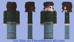 Billy Lenz 1974 Minecraft Skin
