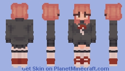 nihachu - alternant version Minecraft Skin