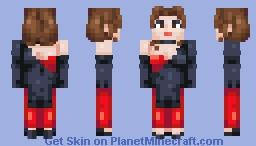 Bacon Hair Minecraft Skin