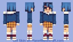 Nina Minecraft Skin