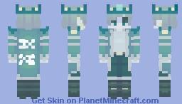 ~~ 🅢🅔🅐 🅟🅡🅘🅝🅒🅔 ~~ Minecraft Skin
