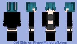 Zirva Minecraft Skin