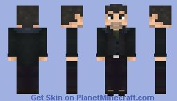Dr. Ian Malcolm Minecraft Skin