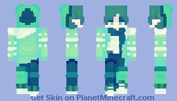 🎄 ℂ𝕠𝕠𝕝 𝕎𝕚𝕟𝕥𝕖𝕣 𝔻𝕒𝕪𝕤 🎄 (𝕄𝕒𝕥𝕔𝕙𝕚𝕟𝕘) Minecraft Skin
