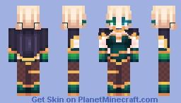 🔮 Making Magic [sf] 🔮 Minecraft Skin