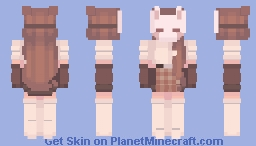 mocha // reshade Minecraft Skin