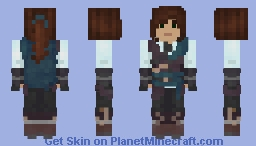 we are only as strong as our weakest link Minecraft Skin