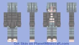 Rainy day - potential OC ? Minecraft Skin