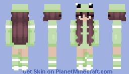 ~=Froggy=~ Minecraft Skin