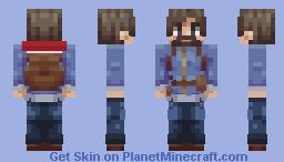 Kurt Frank - Identity V [Request] Minecraft Skin