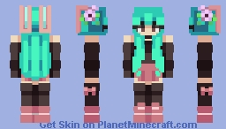 ~✿~ Celestine || OC Minecraft Skin