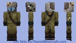 Melly Plinius - Identity V [Request] Minecraft Skin