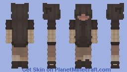 Casual Plaid (Matching) Minecraft Skin