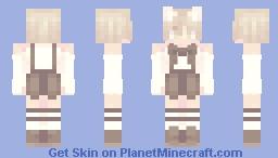 dream sweet // new persona Minecraft Skin