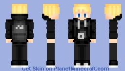 So much love Minecraft Skin