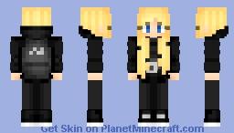 Who I am Minecraft Skin