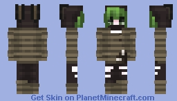 god-ish Minecraft Skin