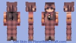 𝙖𝙨 𝙩𝙝𝙚 𝙡𝙚𝙖𝙫𝙚𝙨 𝙘𝙝𝙖𝙣𝙜𝙚 𝙘𝙤𝙡𝙤𝙧 𝙖𝙣𝙙 𝙩𝙝𝙚 𝙩𝙧𝙚𝙚𝙨 𝙩𝙪𝙧𝙣 𝙗𝙖𝙧𝙚 Minecraft Skin