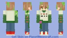 Charlie Slimecicle! Minecraft Skin