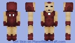 Iron Man - Tony Stark || Model 2 Minecraft Skin