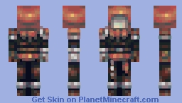 First Blow - Skin Fight :D Minecraft Skin