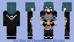 Update Female Byleth (Default Outfit In Desc) | Fire Emblem Three Houses Minecraft Skin