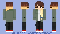 Madison Maxwell My FarCry 5 Character [UPDATED] Minecraft Skin