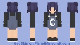 Trying Something New Minecraft Skin