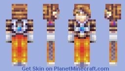 Cheers love! Minecraft Skin