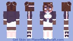 candy hearts ❥ rce Minecraft Skin