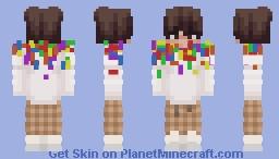 Ice Cream Eboy Minecraft Skin