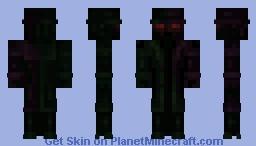 Dark dude Minecraft Skin