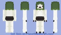 Bucket Polar Bear Minecraft Skin