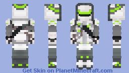 𝕆𝕧𝕖𝕣𝕨𝕒𝕥𝕔𝕙 𝟚 : 𝔾𝕖𝕟𝕛𝕚 Minecraft Skin