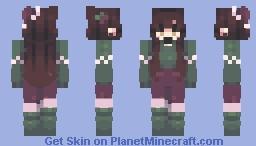𝙁𝙧𝙚𝙚𝙯𝙞𝙣𝙜 Minecraft Skin