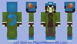 nepeta leijon (homestuck) Minecraft Skin