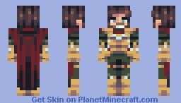 Avenger Level Threat // Mysterio Minecraft Skin