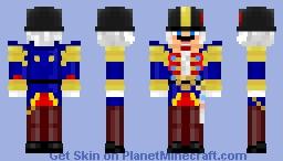 𝓉𝒽ℯ 𝓃𝓊𝓉𝒸𝓇𝒶𝒸𝓀ℯ𝓇 Minecraft Skin