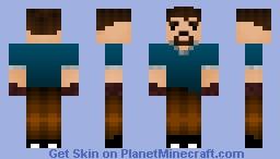 Keysandrew (Ren 1.2) Minecraft Skin