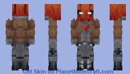 ℝ𝕖𝕕 𝕙𝕠𝕠𝕕 ℕ𝕖𝕨𝟝𝟚 Minecraft Skin