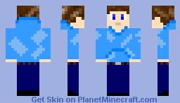 Casual Ryan Minecraft Skin