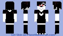 Marie el gato Minecraft Skin